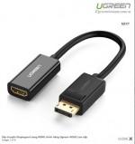Cáp chuyển Displayport sang HDMI chính hãng Ugreen 40362 cao cấp